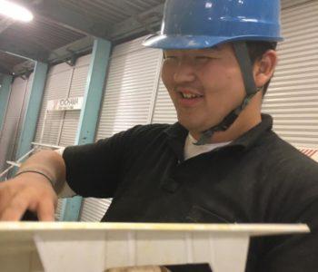 株式会社ヤマダタッケンK.Hさん写真